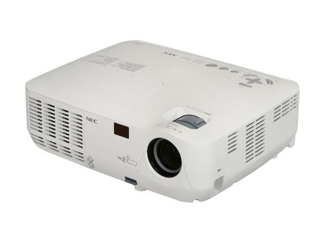 NEC Display Solution NP115 800x600 3D Ready Multimedia DLP Projector
