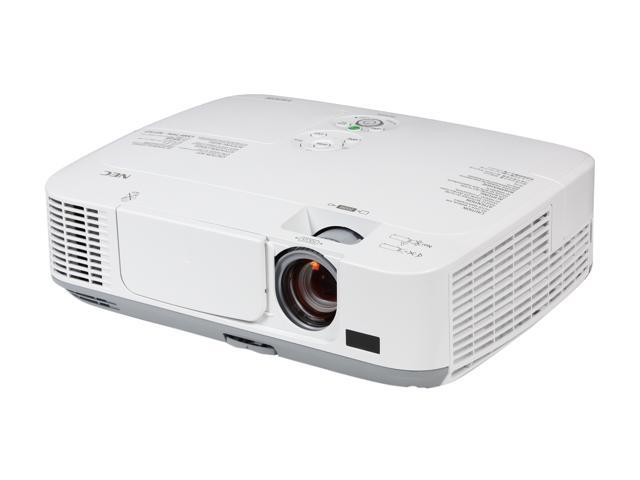 NEC Display Solutions NP-M260X 1024 x 768 2600 ANSI lumens LCD Projector