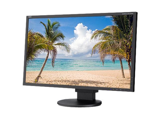 NEC Display Solutions EA224WMi-BK Black 22
