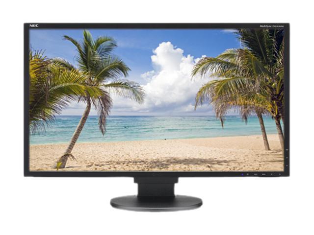 NEC Display Solutions EA244WMi-BK Black 24