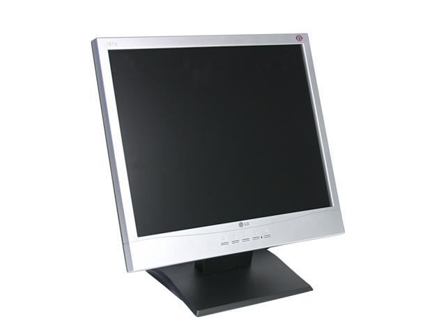"""LG 787LE 17"""" 25ms LCD Monitor"""