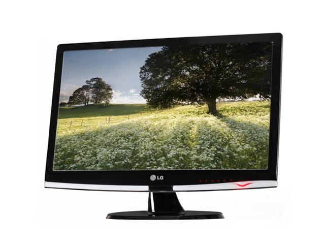 "LG W2453V-PF Black 24"" 2ms(GTG) Widescreen LCD Monitor"