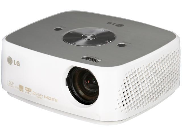 LG HX301G DLP Micro Portable LED Projector