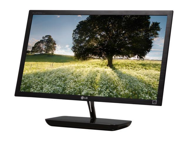 "LG E2281VR-BN Black 22"" 5ms Widescreen LED Backlight LCD Monitor"