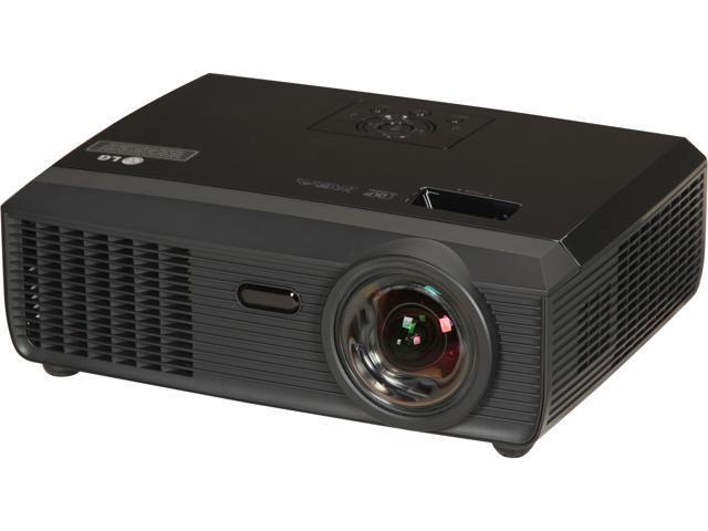 LG BX286 1024 x 768 2800 ANSI Lumens DLP Projector