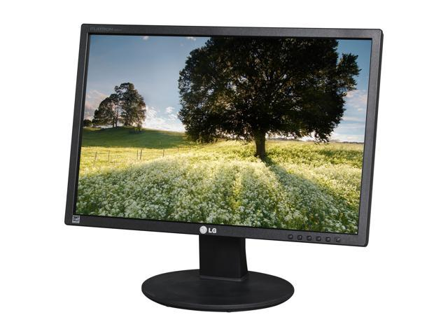 "LG E2210T-BN Black 22"" 5ms Widescreen LED Backlight LCD Monitor"