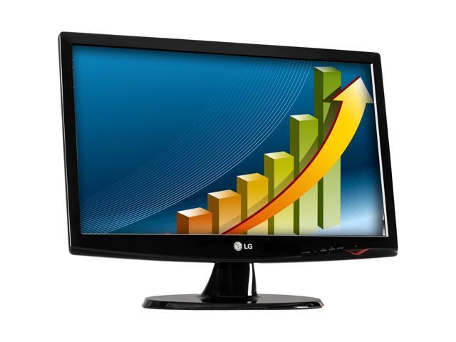 "LG W1943SE-PF Black 19"" 5ms Widescreen LCD Monitor"