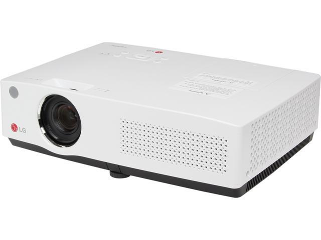 LG BD430 3LCD Projector