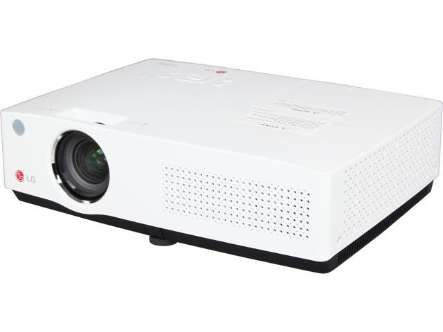 LG BD460 3LCD Projector