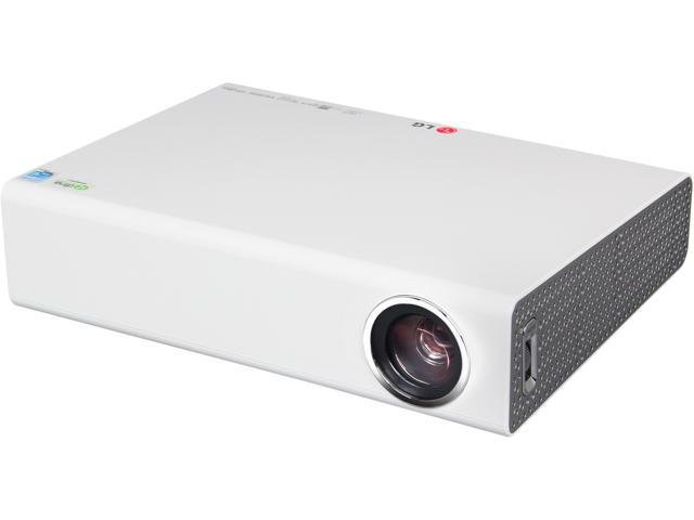 LG PA75U DLP Home Theater Projector