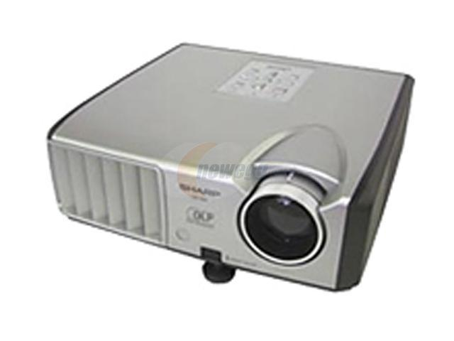 SHARP XR-30S 800 x 600 2300 ANSI Lumens DLP Projector