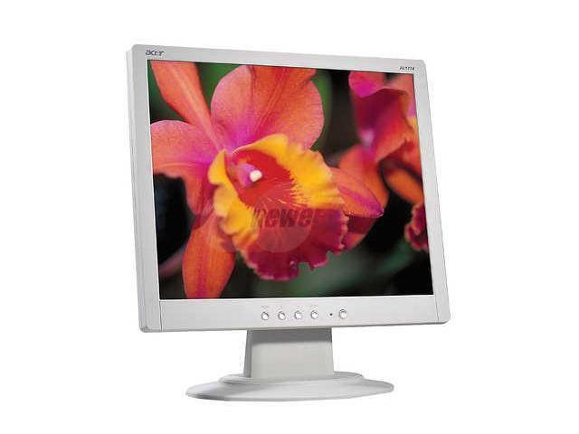 """Acer AL1714CW 17"""" LCD Monitor"""