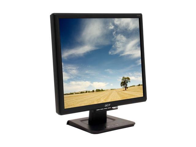 "Acer AL1916Ab Black 19"" 8ms LCD Monitor"