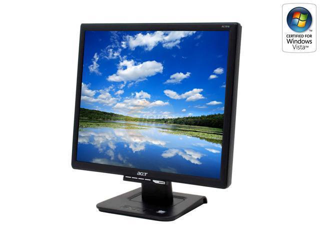 "Acer AL1916Fbd Black 19"" 2ms (GTG) LCD Monitor"