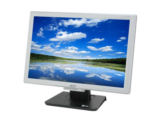 Acer Value AL2416WBsd Silver 24