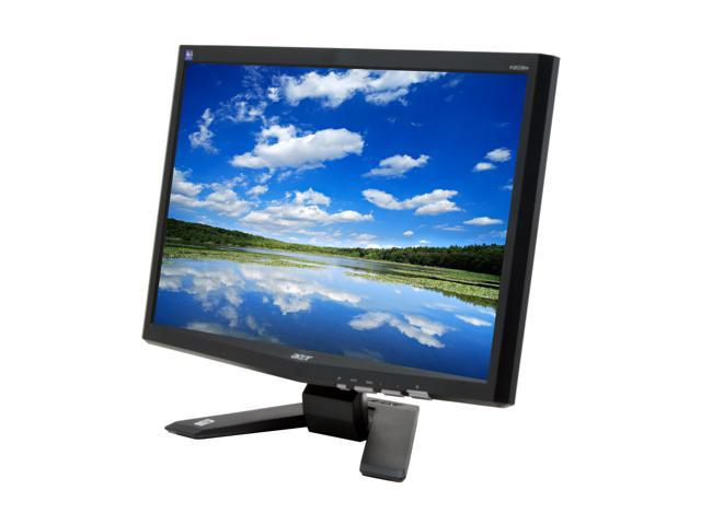 "Acer X203Wbd Black 20"" 5ms Widescreen LCD Monitor"