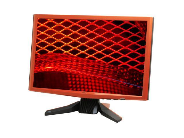"Acer G24 Orange 24"" 2ms(GTG) Widescreen LCD Monitor"