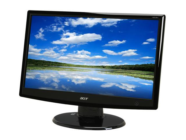 "Acer H213H bmid Black 21.5"" 5ms Widescreen Full HD 1080P LCD Monitor Built-in Speakers"