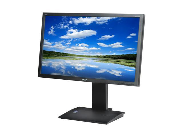 """Acer Business B233HUbmidhz Black 23"""" 5ms Widescreen LCD Monitor with Height/Swivel Adjustment &USB Built-in Speakers"""
