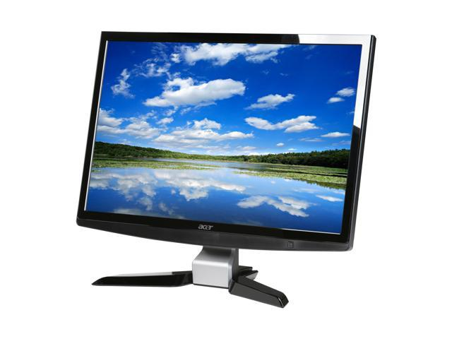 """Acer P224Wbd Black 22"""" 5ms Widescreen LCD Monitor"""