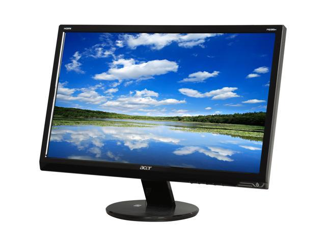 "Acer P235Hbmid Black 23"" 5ms Widescreen LCD Monitor Built-in Speakers"