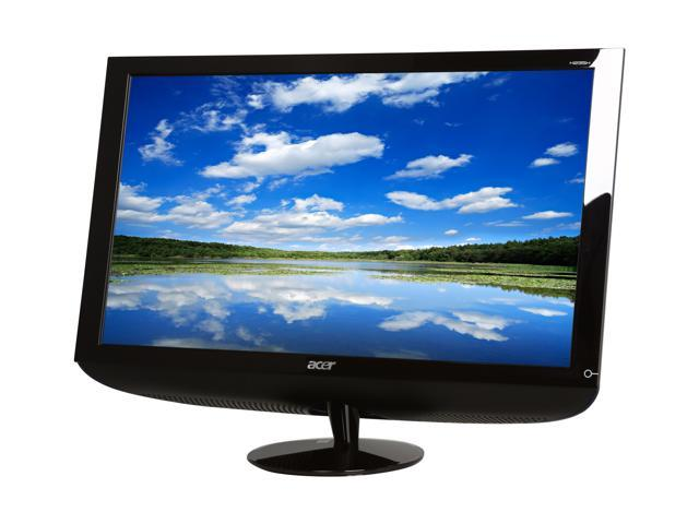 """Acer H235Hbmid Black 23"""" 2ms(GTG) Widescreen LCD Monitor Built-in Speakers"""