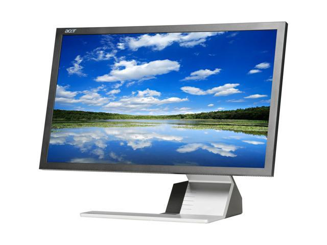 "Acer S243HLbmii Black 24"" 2ms(GTG) Widescreen LED Backlight LED Backlight LCD monitor Built-in Speakers"