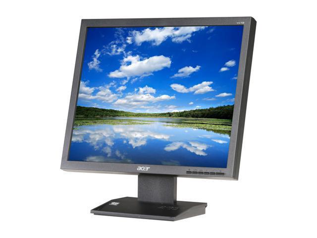 "Acer V173DJb Black 17"" 5ms LCD Monitor"