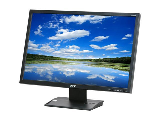 "Acer V223WEJbd Black 22"" 5ms Widescreen LCD Monitor"