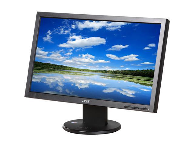 "Acer V183HLAJb (ET.XV3HP.A01) Black 18.5"" 5ms Widescreen LED Backlight LCD Monitor"