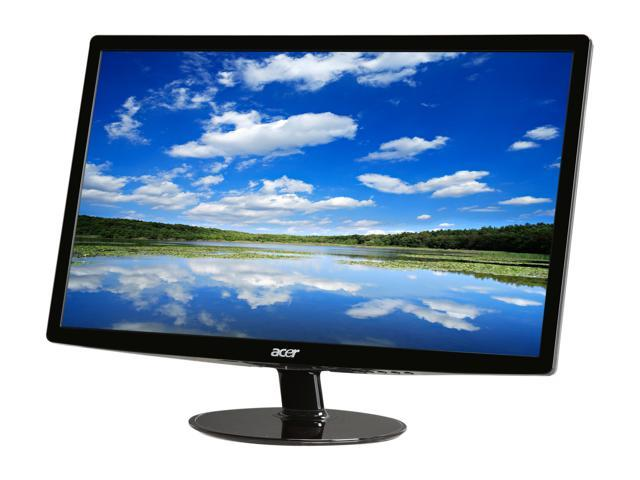 Acer S232HLAbid Black 23