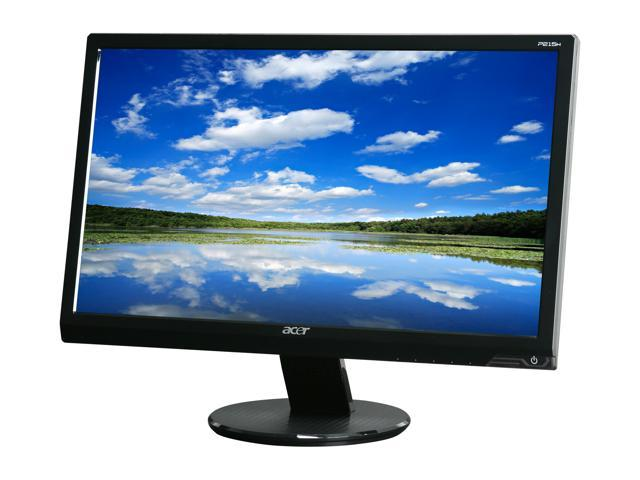 "Acer P215HBbd (ET.WP5HP.B02) Black 21.5"" 5ms Widescreen LCD Monitor"