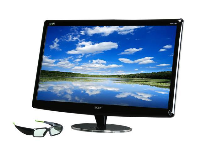 "Acer HN274Hbmiiid (ET.HH4HP.001) Black 27"" 2ms GTG Widescreen LED Backlight LED Monitor Built-in Speakers"