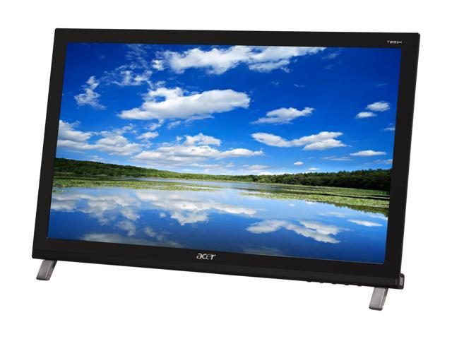 "Acer T231H bmid (ET.VT1HP.001) Black 23"" Touchscreen Monitor Built-in Speakers"