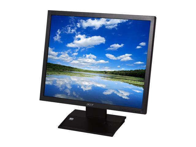 """Acer V193DJbd (ET.CV3RP.D05) Black 19"""" 5ms LCD Monitor"""