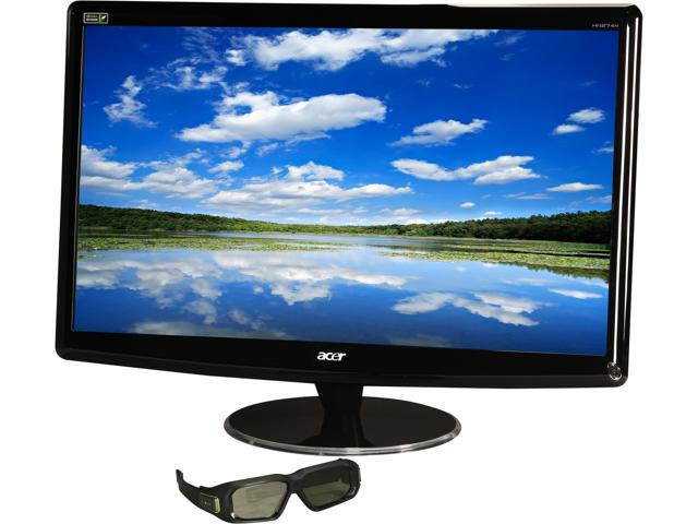 "Acer HN274HBBmiiid Black 27"" 2ms Widescreen LED Backlight LCD Monitor Built-in Speakers"