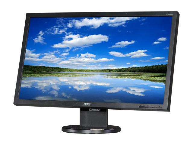 "Acer V233HAJbd (ET.VV3HP.A01) Black 23"" 5ms Widescreen LCD Monitor"