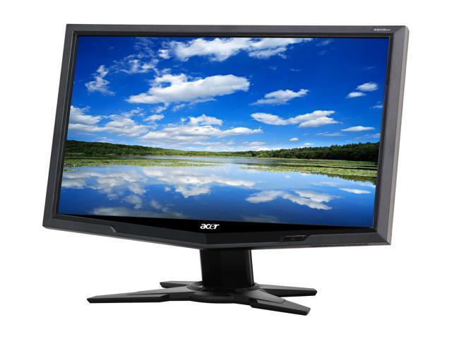 Acer G205HVBB Black 20