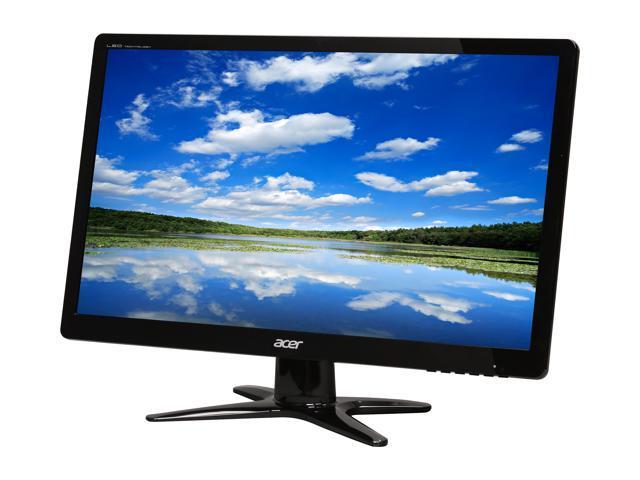 Acer G6 Series G226HQLBbd  Black  21.5