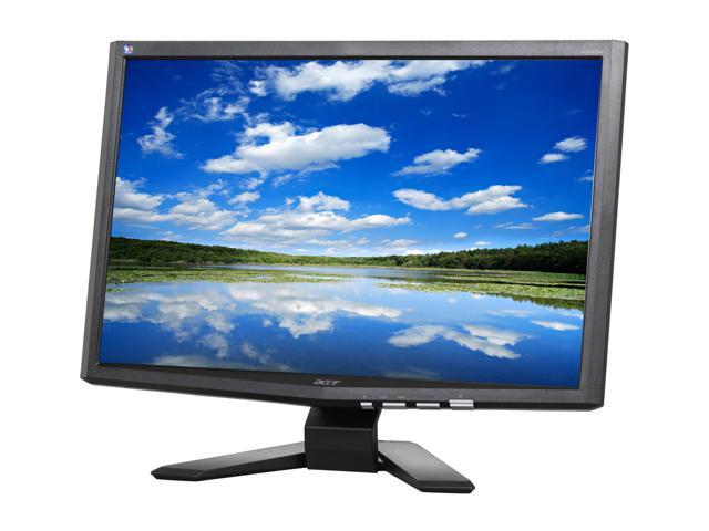 "Acer X223WDbd (ET.EX3WP.D01) Black 22"" 5ms Widescreen LCD Monitor"