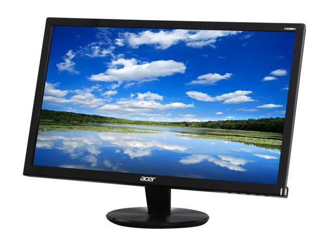 Acer P236HBD Black 23