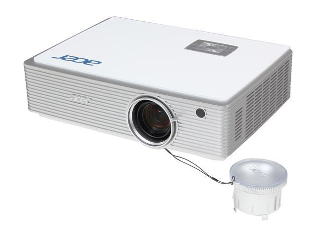 Acer K750 1080P HD 1920x1080 1500 Lumens DLP LED Light Sourced Home Theater Projector