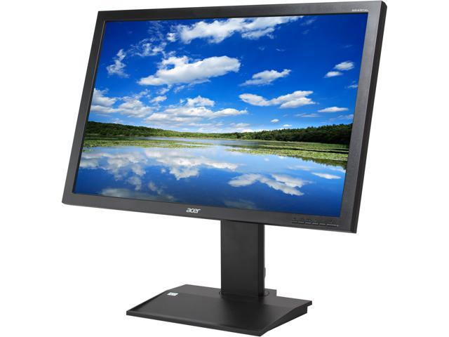 "Acer UM.FB3AA.A01 B243PWLAJbmdrz Black 24"" 14ms Widescreen LED Backlight LCD Monitor, IPS Panel Built-in Speakers"