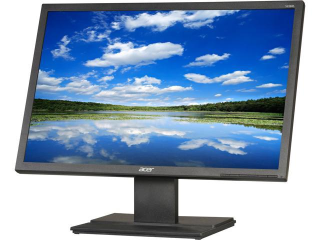 "Acer V226WLbmd (UM.EV6AA.001) Black 22"" 5ms Widescreen LED Backlight Monitor Built-in Speakers"
