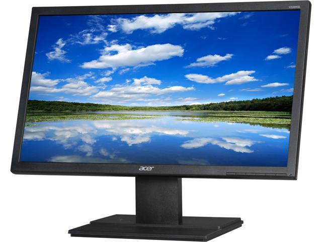 "Acer V226HQL Abd Black 21.5"" 8ms Widescreen LED Backlight LCD Monitor"