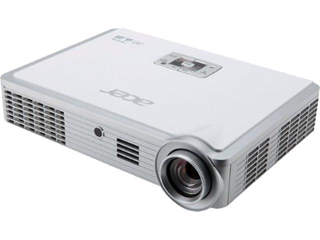 Acer K335 1280 x 800 1000 lm DLP Projector, 3D Ready