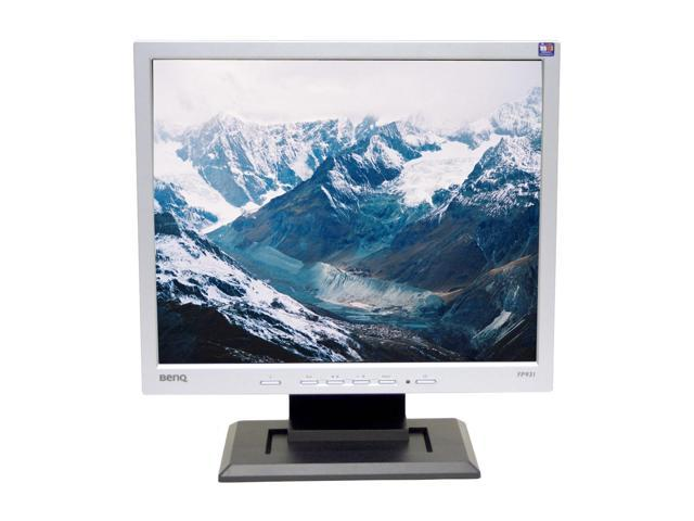 "BenQ FP931 Black-Silver 19"" 16ms LCD Monitor"