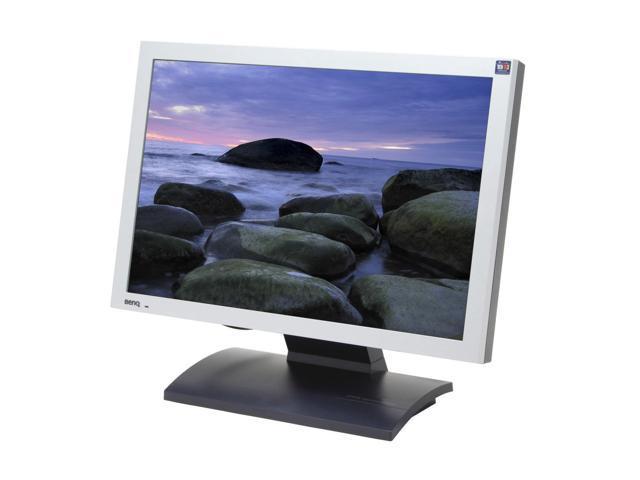 "BenQ FP92W Silver-Black 19"" 5ms Widescreen LCD Monitor - OEM"