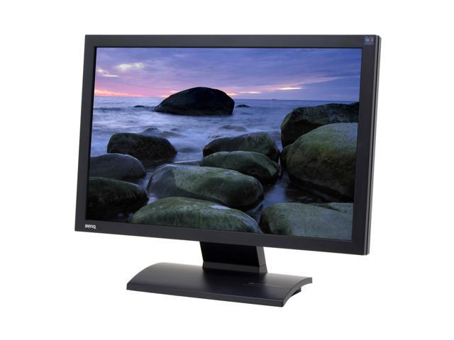 """BenQ FP222WH Black 22"""" 5ms Widescreen LCD Monitor"""