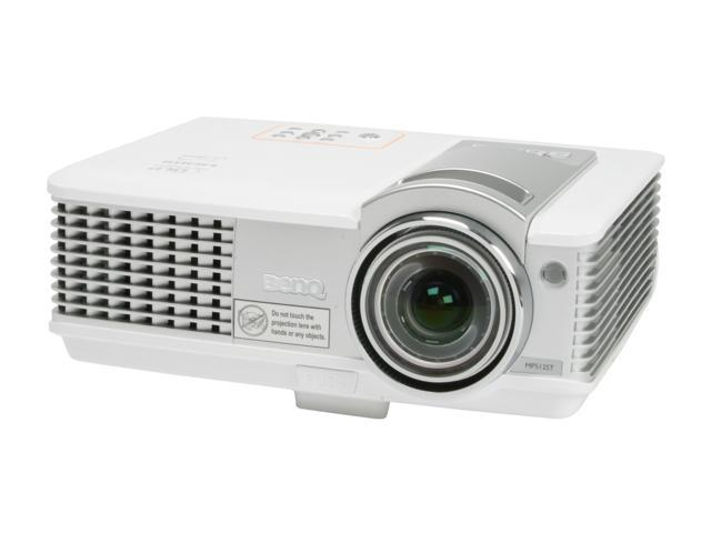 BenQ MP512ST 800 x 600 DLP Short-Throw Projector with HDMI Input and Built-in Speakers